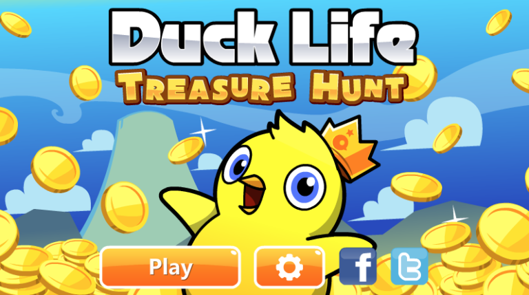 Duck Life 8 game play online